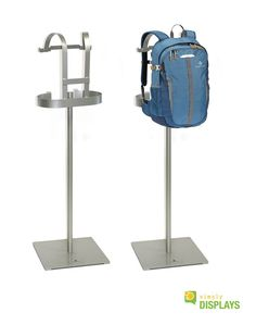 Simply Displays designs & manufactures custom retail displays, point of purchase displays & more. Outdoor Gear Stores, Outdoor Store, Outdoor Brands, Bag Display, Display Design, Display Ideas, Backpack Store, Store Displays, Retail Displays