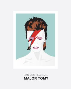 David Bowie Hand Drawn, Vector Print Available at www.iconicartwork.co.uk #davidbowie #iconicartwork #illustration #art Illustration Art, Illustrations, David Bowie, Hand Drawn, How To Draw Hands, Celebrity, Artwork, Movie Posters, Art