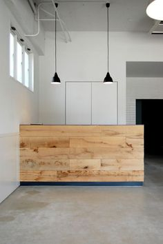 Timber Backed Kitchen Bench