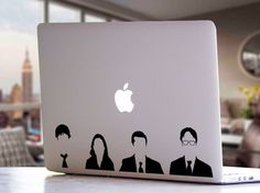 The Office TV Show Michael Jim Pam & Dwight by StickerBrosDecals