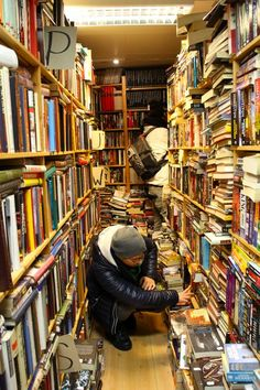 Second Hand Bookstore ~ Tromso