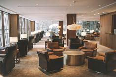Cathay Pacific New Bangkok Airport Lounge