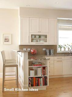 New Small Kitchen Decoration #smallkitchen