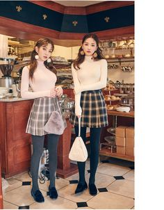 -5 Youth Skirt Vol.9 | Korean Fashion