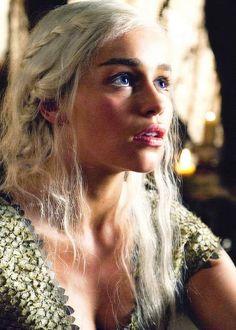 Daenerys Targaryen...love her character!!!