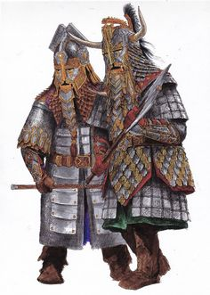 Dwarvish Armor by TurnerMohan on deviantART
