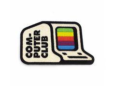 Computer Club Patch by  #dunkshot