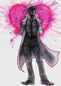 Mr Valentine by Triback on DeviantArt