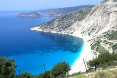Kefalonia's beautiful bays & beaches