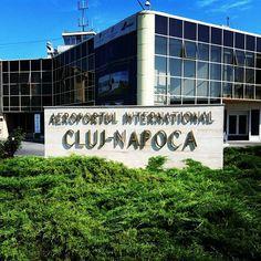 "Cluj-Napoca ""Avram Iancu"" International Airport (CLJ) en Cluj-Napoca, Cluj"