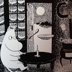by Tove Jansson.