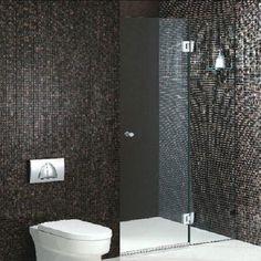 Frameless Wall To Wall Shower Screen