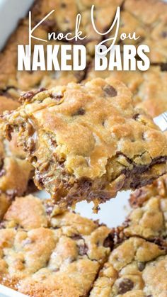 Cookie Desserts, Just Desserts, Delicious Desserts, Yummy Food, Brownie Recipes, Cookie Recipes, Dessert Recipes, Bar Recipes, Amish Recipes