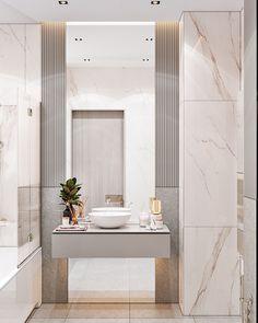 Bathroom Styling, Italian Bathroom, Modern Bathroom Remodel, Bathroom Design Luxury, Bathroom Design Small, Room Design Bedroom, Flat Interior Design, Toilet Design, Bathroom Design Inspiration