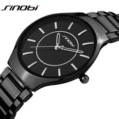 Luxury Top Brand Men's Boy Military Dress JAPAN Quartz Steel Watches Men Casual Clock. Item Type: Quartz WristwatchesBrand Name: SINOBIDial Diameter: 40.1mmWater Resistance Depth: 3BarCase Shape: RoundBand Width: 18mmBand Length: 2cmFeature: Water ResistantStyle: Fashion & CasualClasp Type: Bracelet ClaspCase Material: Stainless SteelBand Material Type: Stainless SteelBoxes & Cases Material: No packageMovement: QuartzModel Number: WM9442Gender: MenDial Window Material Type: HardlexCase…