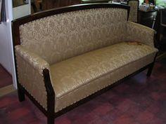 1920-l uusklassinen sohva