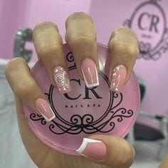Mani Pedi, Pedicure, Neutral Nails, Nail Spa, French Nails, How To Do Nails, Nail Care, Nail Colors, Nail Art Designs