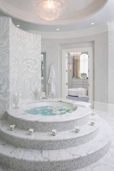Bath Photos Hollywood Regency Design, Pictures, Remodel, Decor and Ideas - page 9