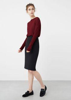Pencil skirt | MANGO