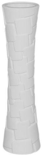 Amazon.com - Urban Trends Collection UTC20127 Ceramic Vase, White