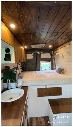 Vw Lt Camper, Build A Camper Van, Camper Life, Campers, Mercedes Camper Van, Vw Transporter Camper, Small Camper Vans, Self Build Campervan, Ford Transit Campervan