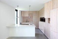 moderne keuken ideeen - Google zoeken