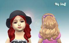 Sweet Curls (Toddler, Children & Adult Versions) - created by Kiara Zurk