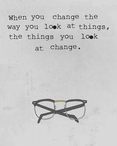 seeing things.