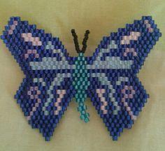 Miyuki delica beads 9 Beaded Banners, Peyote Beading, Cream Flowers, Brick Stitch, Cross Stitch Designs, Bead Weaving, Perler Beads, Beading Patterns, Seed Beads