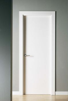 I Like The Simplicity Of Door And Trim