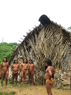 Huaorani, Bameno Community #huaorani #amazon #jungle #ecuador #rainforest #travel #travelimg #roadtrip