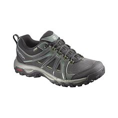 Salomon Men Evasion Gtx Color Graphite Size 80   Find out more about the  great product at the image link. ad7d2990509