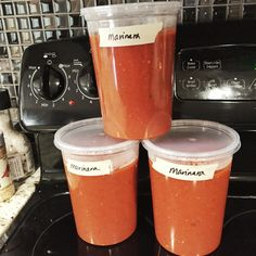 Marinara sauce is a staple in this house – it is a base in more than a few meals. I have done this sauce the old fashioned way with removing the skins from whole tomatoes and cooking them down. I have tried making it not peeling the tomatoes. I have made it using canned diced...Read More »