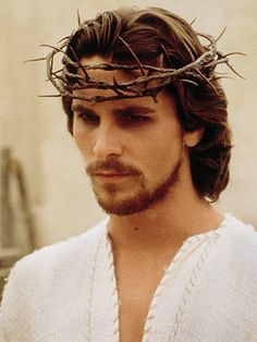 Christian Bale(Who played Jack Kelly in Newsies!) played Jesus in Mary the Mother of Jesus.