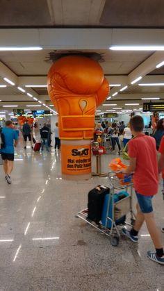 Palma de Mallorca airport (Spain)