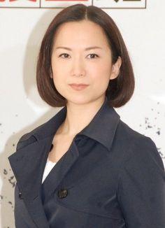 和久井映見 Police Uniforms, Persona, Japanese, Actresses, Female Actresses, Japanese Language
