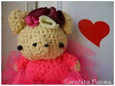 Amigurumi chanchita ♥