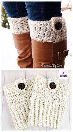 DIY Free Crochet Boot Cuffs Patterns DIY Free Crochet Boot Cuffs Patterns,crochet DIY Crochet Boot Cuffs Free Crochet Patterns – Star Stitch Boot Cuffs Free Crochet Pattern There are images of the best DIY designs. Guêtres Au Crochet, Crochet Slippers, Crochet Crafts, Free Crochet, Crochet House, Crochet Stitch, Knitting Patterns Free, Crochet Patterns, Hat Patterns