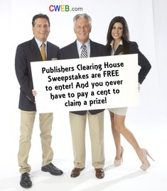 Enter to Win Publishers Clearing House Sweepstakes - Bing images
