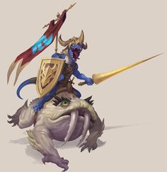 """Purgartory for the Arts — Lots and lots of Kobolds for Pathfinder's """"Monster..."""