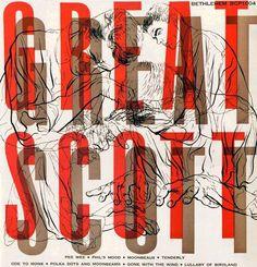 Burt Goldblatt | Mid-Century Modern Graphic Design