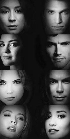 Cast people for pretty little liars can you Prety Little Liars, Pretty Little Liars Quotes, Orphan Black, Pretty Little Liars Characters, Spencer And Toby, Pll Memes, Beau Mirchoff, Mrs Hudson, Chad Michael Murray