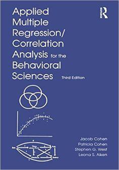 #newbool: Applied Multiple Regression/Correlation Analysis for the Behavioral Sciences./ Jacob Cohen, Patricia Cohen, Stephen G. West, Leona S. Aiken.  http://solo.bodleian.ox.ac.uk/OXVU1:LSCOP_OX:oxfaleph020639170
