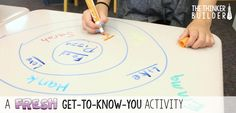 Try this fresh get-to-know-you activity for back to school. It gets students up and moving to find out common interests they have with each other!