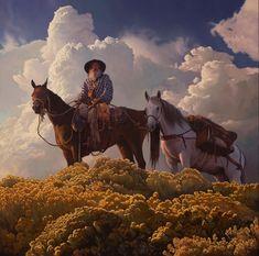Western Landscape, Heritage Museum, Cowboys And Indians, Cowboy Art, Southwest Art, Le Far West, Mountain Man, Western Art, Western Quotes