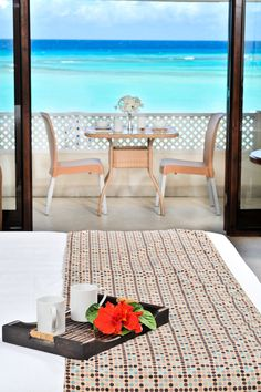 Nice view, breakfast in bed,friendly staff, and delicious food ...Yellow Bird Hotel Barbados http://www.yellowbirdbarbados.com/