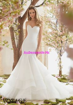 Voyage - 6837 - All Dressed Up, Bridal Gown