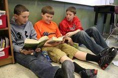 'Keystones to Opportunity' grant provides G-ASD students with enhanced literacy skills