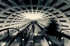 DC Metro Ceiling