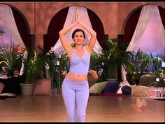 ▶ Bellydance Body For Beginners with Suhalia - YouTube
